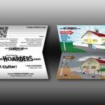 1800hoarders business card