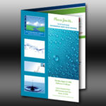 brochure water filtration