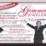 gemma jewelers newspaper ad