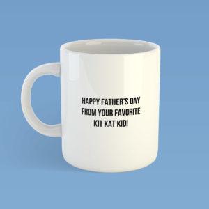 cup white kk