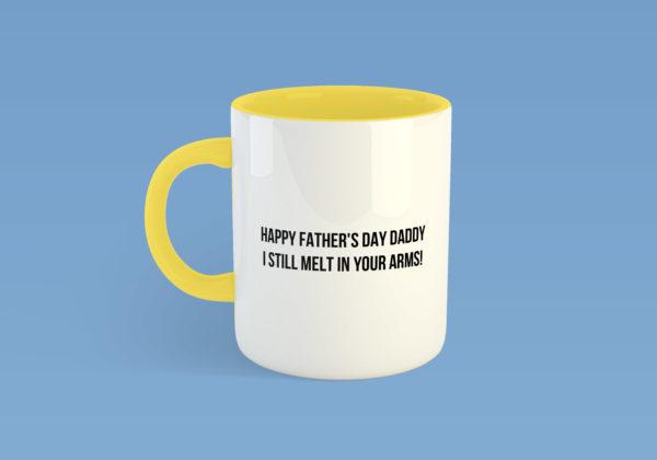 cup yellowmm